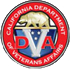 CA Dept of Veteran Affairs seal