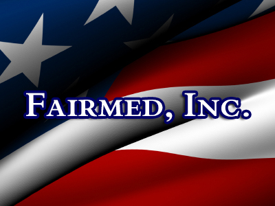 Fairmed, Inc. - Merchant Accounts